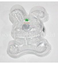 Cetakan Jelly Kelinci 12,7 x 9,2 cm