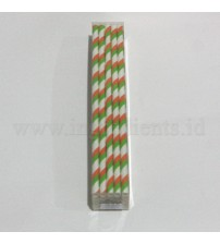 DUO STRIPE STRAWS