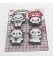 COOKIES MOULD PANDA DH-A12