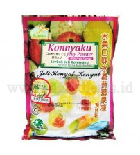 KONNYAKU JELLY POWDER MANGO 250G