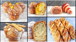 Laminated Dough Viennoiserie