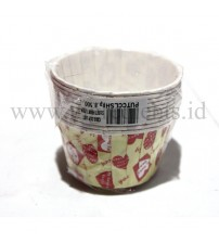 CAKE CUP LIST SWEET HEART /10PC