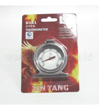 THERMOMETER OVEN S/S