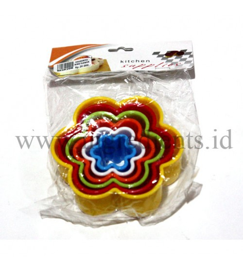COLOURFUL RING FLOWER