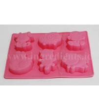 SILICONE MOULD SHIO 2