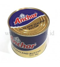 Anchor Pure New Zealand Butter 2 kg