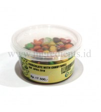 Chocolate with Candy Shell 75 gr