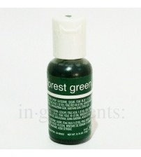 CHEFMASTER 3/4 OZ FOREST GREEN