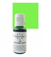 AmeriColor Soft Gel Paste 3/4 oz  ELECTRIC GREEN