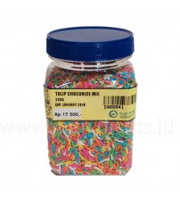 TULIP CHOCORICE MIX 250G